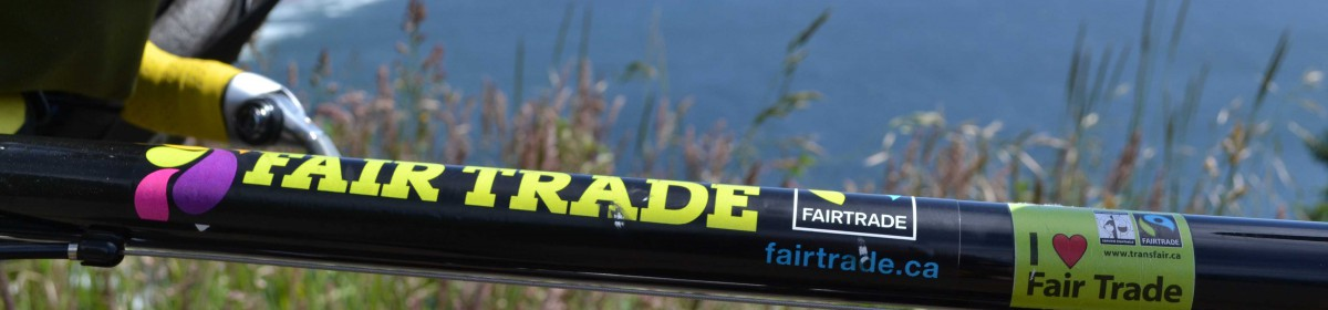 A Fair Trade Bike Ride